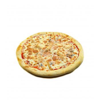 """Пицца """"Грибная с курицей"""""""